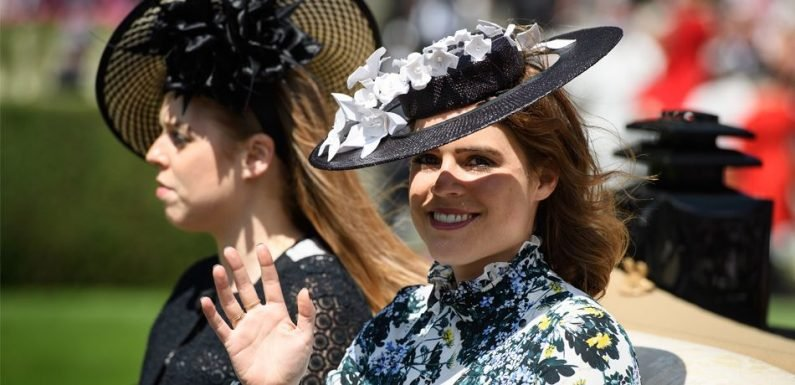 Princess Eugenie Is Enforcing A Strict 'No Plastics' Rule At Her Wedding