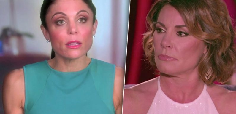Bethenny Says She Staged An Intervention That Sent Luann Back To Rehab