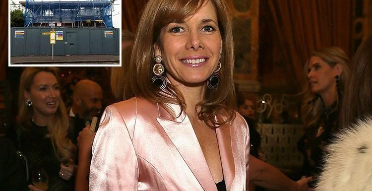 Darcey Bussell demolishes her £3m 1920s London home and reveals plans to build huge £5m mansion