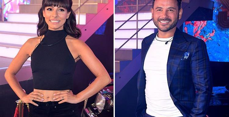Celebrity Big Brother's Ryan Thomas and Roxanne Pallett 'locked in a secret decade-long feud'