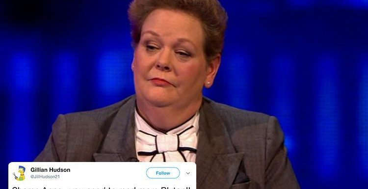 The Chase viewers shocked as The Governess loses after getting a question on Enid Blyton wrong