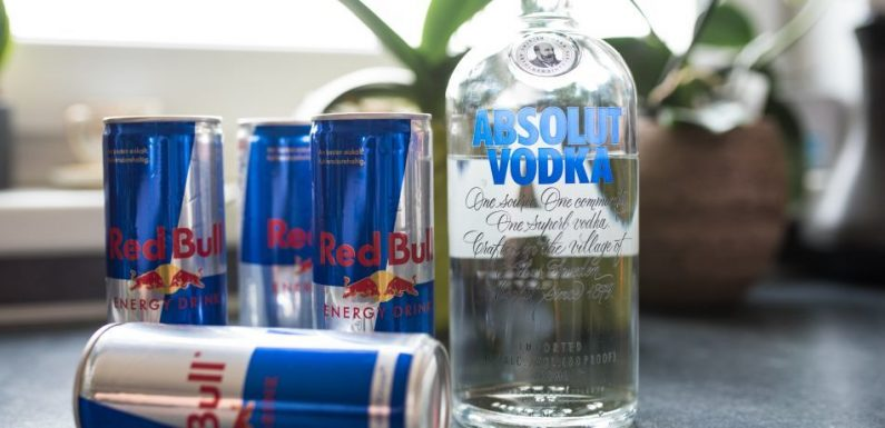 Red Bull And Vodka Leads To More Fighting And Violent Behaviors, Scientific Study Shows