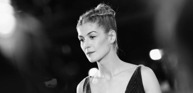 Rosamund Pike Says She Was Asked To Take Off Her Dress For 'Die Another Day' Audition In 2002