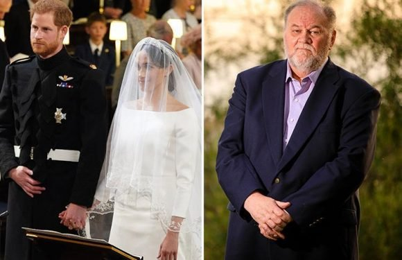 Meghan Markle's dad Thomas 'never got an invitation' to his daughter and Prince Harry's wedding