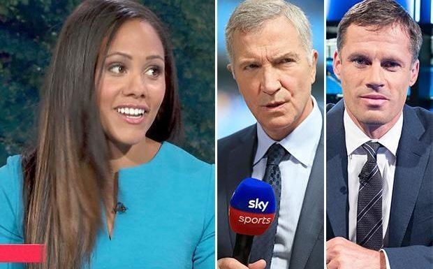 Alex Scott to make TV history this weekend by becoming first female studio pundit on Sky Sports Super Sunday