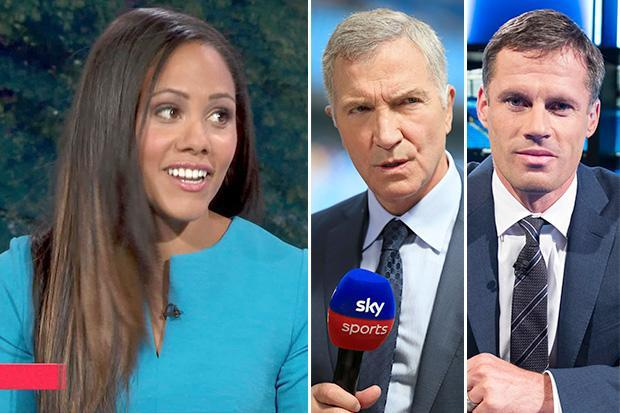 Alex Scott to make TV history this weekend by becoming ...