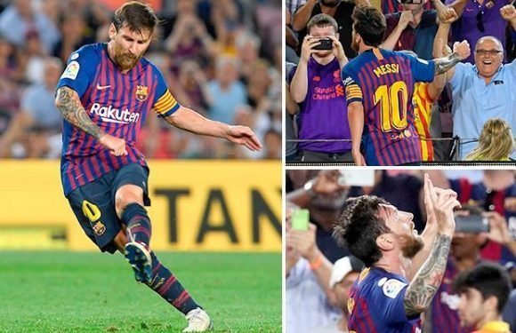 Barcelona 3 Alaves 0: Messi and Coutinho show their class as Barca stroll to simple win