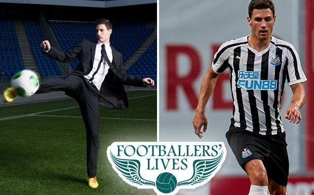 Newcastle United defender Fabian Schar banker: How the Switzerland star prepared for a back-up career in the fast-moving world of finance