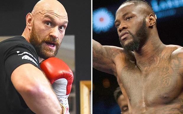 Tyson Fury insists chasing Deontay Wilder is not a publicity stunt and plans to fight unbeaten American this year