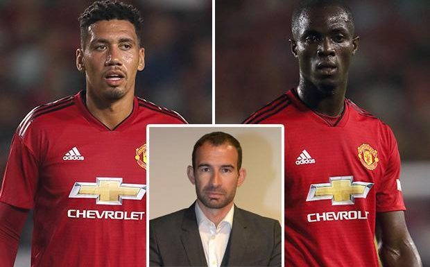 Manchester United can't settle on reliable centre backs and the whole team is suffering