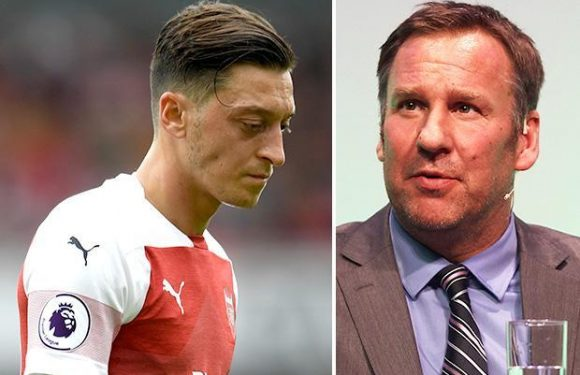 Arsenal and Mesut Ozil still lack the mental strength to compete for a top-four spot, says Gunners legend Paul Merson