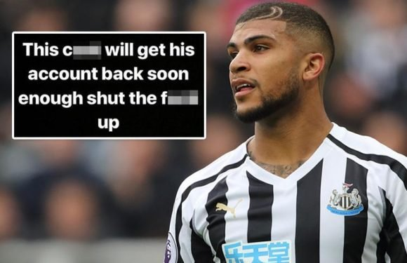 Newcastle star DeAndre Yedlin's Instagram hacked by pranksters who used it to abuse Olivier Giroud and Rafa Benitez
