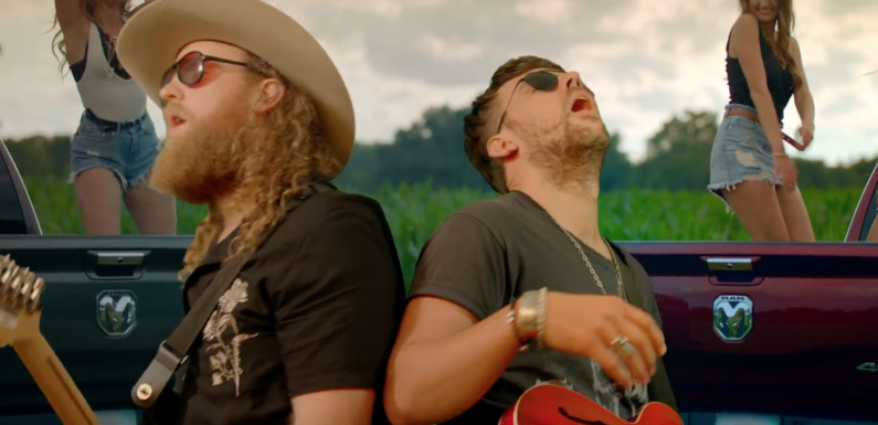 Brothers Osborne Lampoon Bro Cliches, Space Force in 'Shoot Me Straight' Video