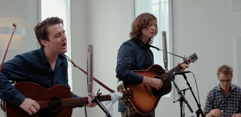 See Milk Carton Kids Perform Pristine 'Younger Years'
