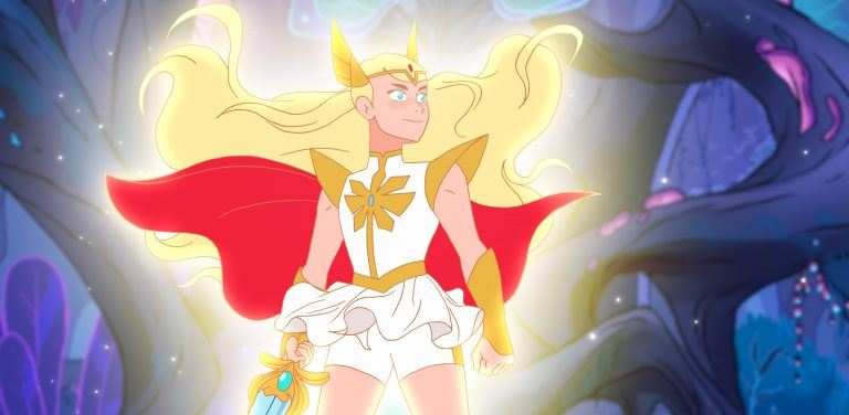 New 'She-Ra' Series Creator Adapted Her Own Dungeons & Dragons Character for the Show