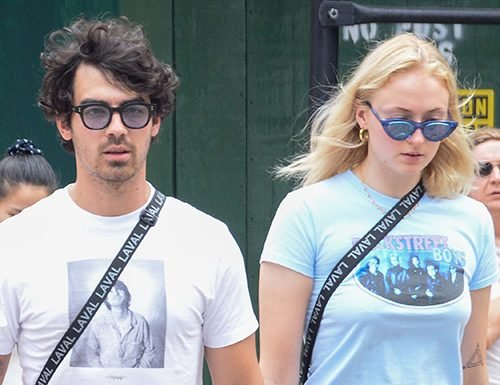 Sophie Turner Explains Crying In Public With Joe Jonas: It Was Her Period