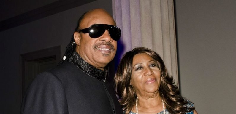 Stevie Wonder, Jesse Jackson Were Among The Last People To Visit Aretha Franklin In Her Final Hours