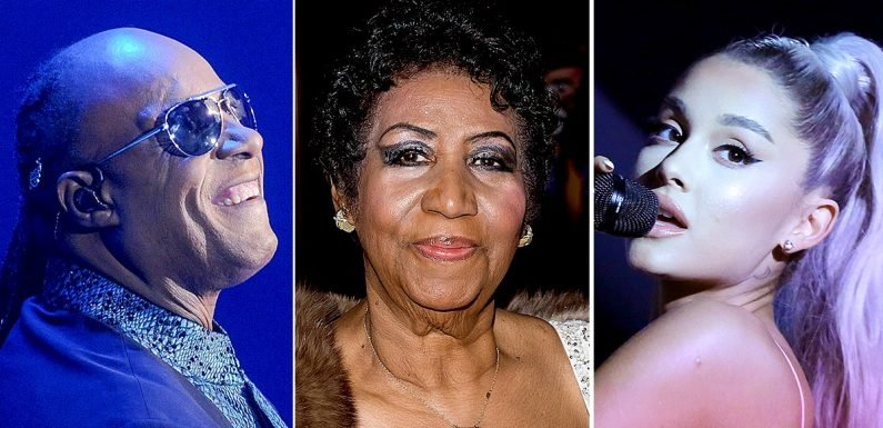 Stevie Wonder, Ariana Grande and More to Perform at Aretha Franklin's Funeral