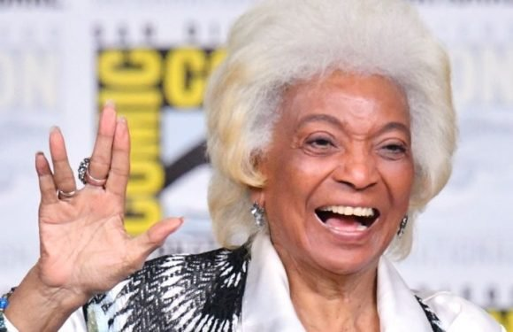 Nichelle Nichols, Television Actress Who Portrayed Lt. Uhura In Star Trek, Diagnosed With Dementia