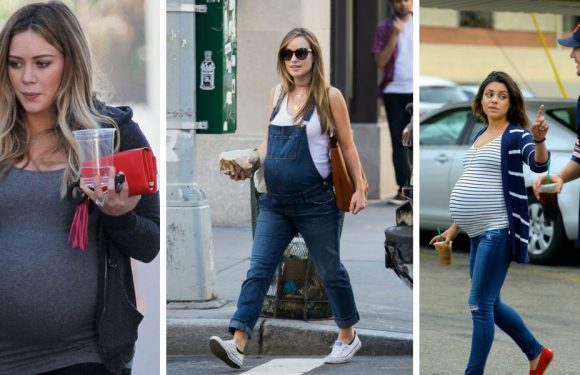 20 Celebs With The Weirdest Pregnancy Cravings