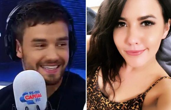Liam Payne flirts up a storm live on air as he agrees to be radio presenter's wedding date – despite Cairo Dwek romance