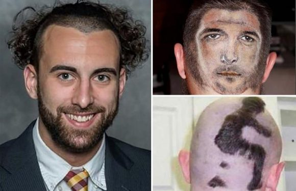 These pics of insane haircuts will make you feel better about your own dodgy barnet