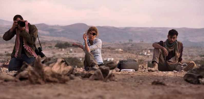'A Private War' Trailer: Rosamund Pike Fights For the Truth as Slain Journalist Marie Colvin
