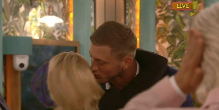 Celebrity Big Brother fans convinced Gabby Allen and Dan Osborne WILL hook up after that cosy greeting