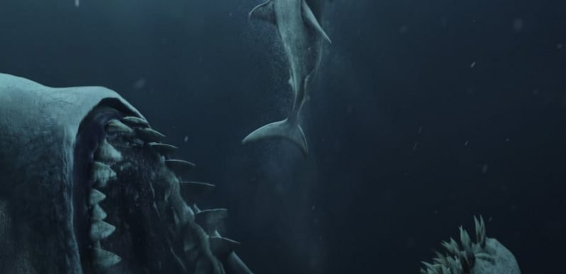 The Meg is 20 metres of big, dumb fun, and it's '100 per cent real'