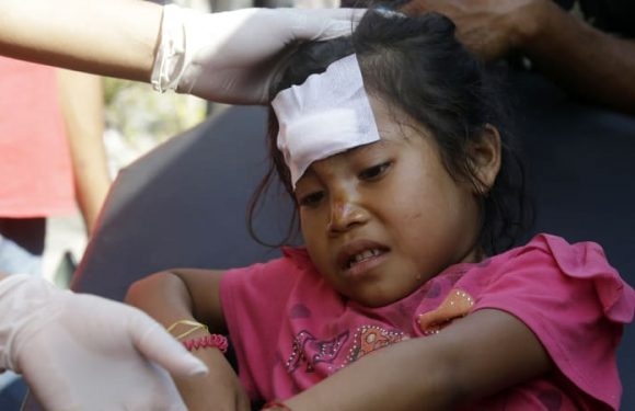 Indonesian earthquakes cause deaths, panic