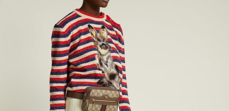 My Wallet Is Crying — That's How Special These Gucci Sweaters Are