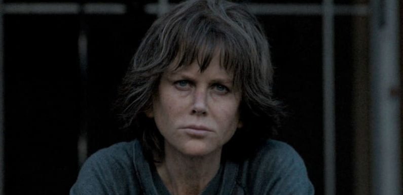 Nicole Kidman almost unrecognisable in gritty new film role