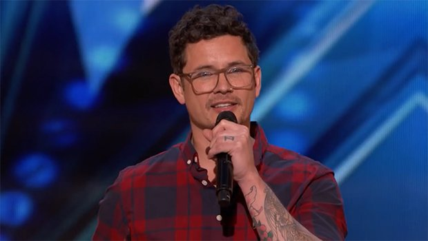 'AGT': Dad Of 6 Michael Ketterer Makes Simon Cowell Cry With Emotional Performance — Watch