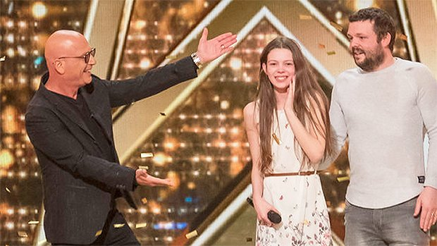 'AGT's Courtney Hadwin, 14, Reveals She'll Sing A 'More Well Known' Song Next & Her Dream Duets