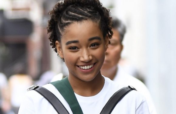 Amandla Stenberg Really Wants To Play This Role & We 100% Agree
