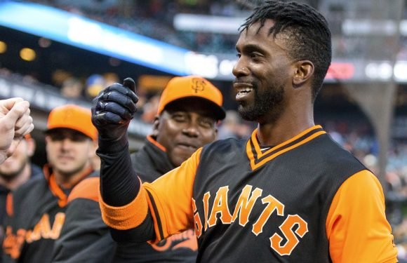 Yankees near trade for veteran outfielder Andrew McCutchen