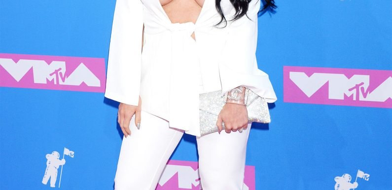 Jersey Shore's Angelina Pivarnick May Have Had a Nip Slip at the VMAs – and Snooki Called Her Out for It