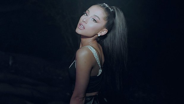 Ariana Grande's Sexiest Music Video Looks Of All-Time