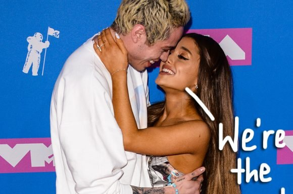 Ariana Grande Admits She & Pete Davidson Can Be 'So Annoying' — Watch Her Full 'GMA' Interview!