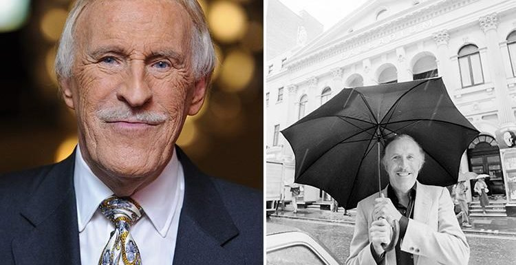 Bruce Forsyth's ashes to be 'buried at London Palladium'