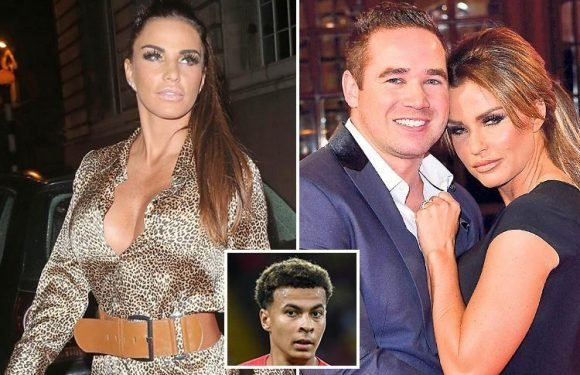 Katie Price's estranged husband Kieran Hayler left furious after he discovered England ace Dele Alli facetiming her