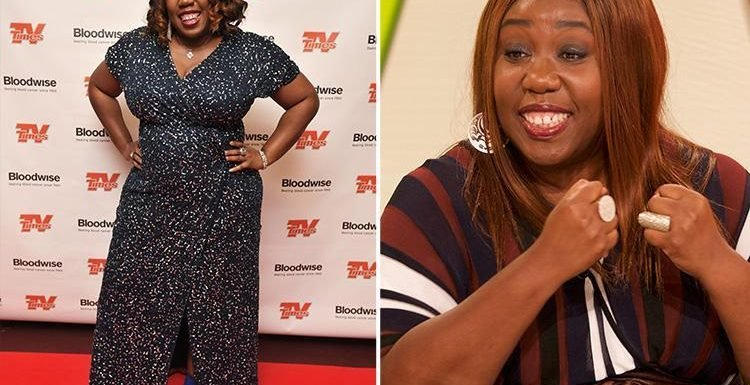 Chizzy Akudolu is finally getting help for her over-eating addiction