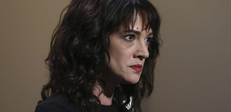 Asia Argento accused of paying hush money to silence sexual assault allegations