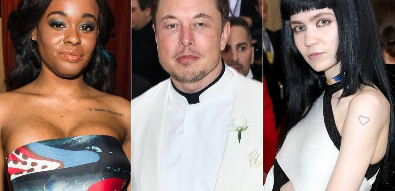 Azealia Banks' Allegations of Elon Musk Tweeting About Tesla on Acid, Wanting a Threesome 'Complete Nonsense': Rep