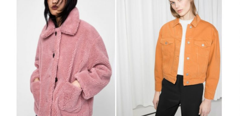 Fall 2018 Jacket Trends To Soothe Your End-Of-Summer Blues