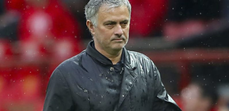 Manchester United squad losing faith in Mourinho