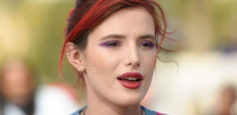Bella Thorne accused of copying black-owned beauty brand