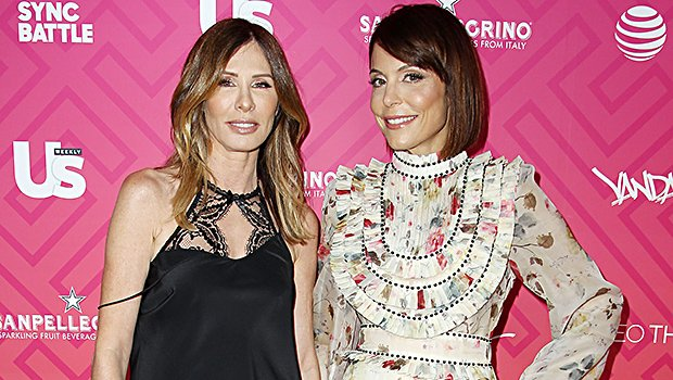 Carole Radziwill Goes On Twitter Rant About Bethenny Frankel On Day Rival's BF Found Dead