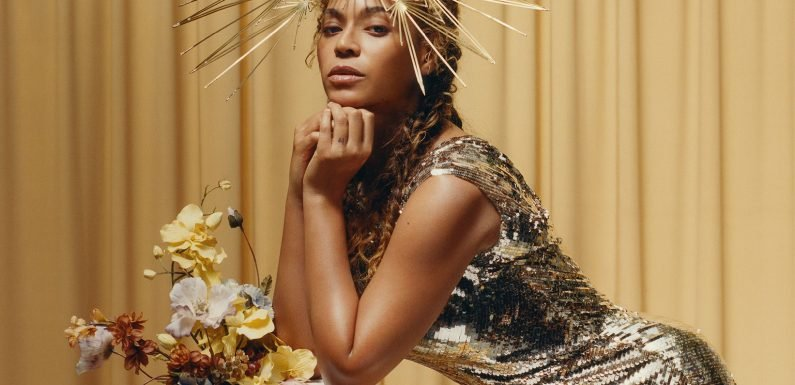 Get a Rare Look at Beyoncé's Twins in a New Behind-the-Scenes Video of Her Vogue Cover Shoot