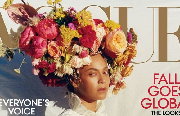 Beyonce Braids Her Own Hair, Even for 'Vogue' Covers